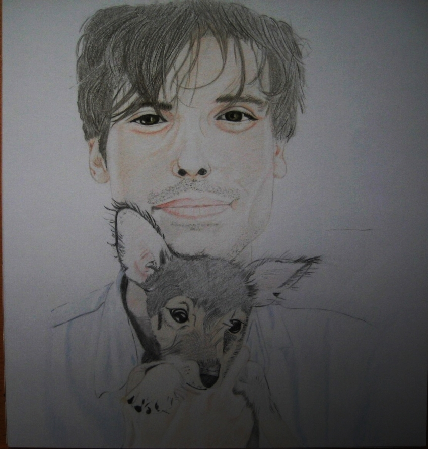 Matthew Gray Gubler by Phoebe19